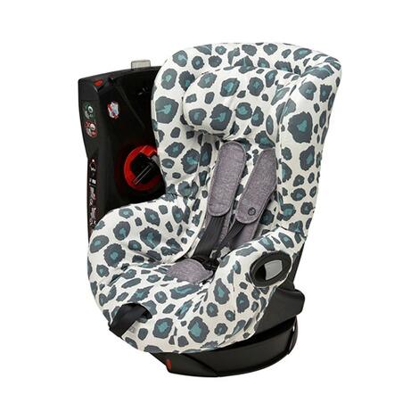 1 mit Kopfst/ütze baugleiche Sitze der Gr Meyco Baby VELVET//BASE ** Kuschelig weicher UniversalBezug//SchonBezug ** 100/% atmungsaktive Baumwolle ** Maxi Cosi TOBI