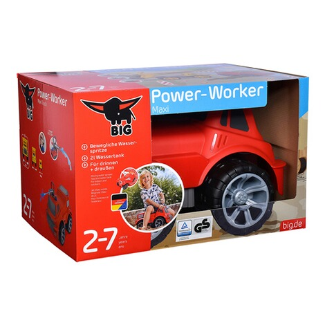 BIGPower-Worker Maxi Firetruck 8