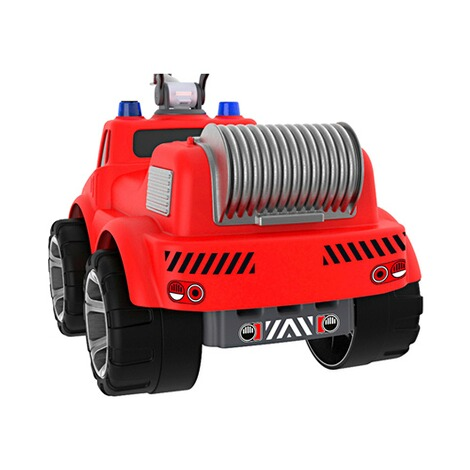 BIGPower-Worker Maxi Firetruck 7