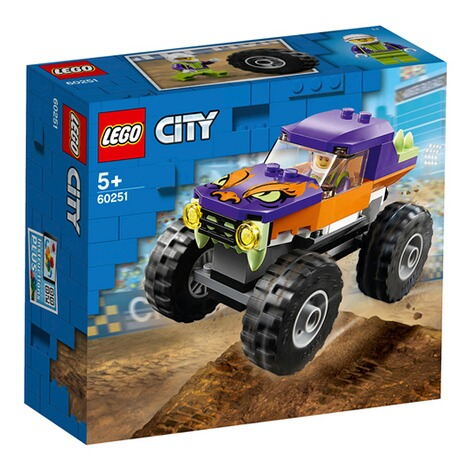 LEGO®CITY60251 Monster-Truck 1