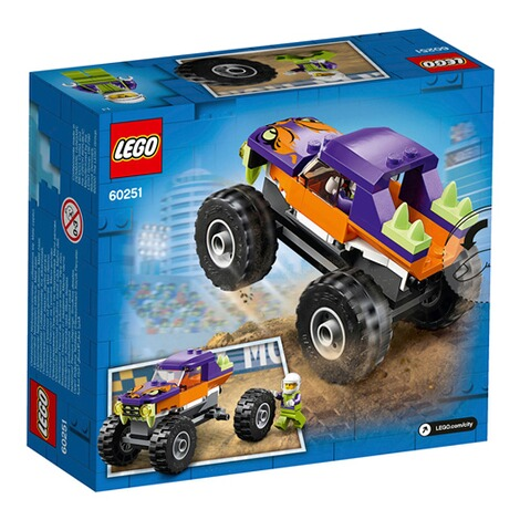 LEGO®CITY60251 Monster-Truck 4
