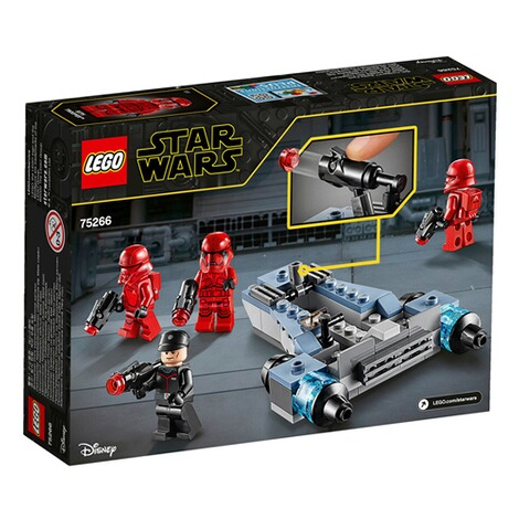 LEGO®STAR WARS™75266 Sith Troopers™ Battle Pack 4