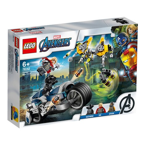 LEGO®Marvel Avengers Movie 4 1