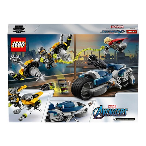 LEGO®Marvel Avengers Movie 4 5