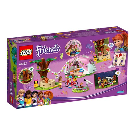LEGO®FRIENDS41392 Camping in Heartlake City 5