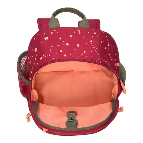 LässigKindergartenrucksack Mini Backpack Magic Bliss  dunkelrot 7