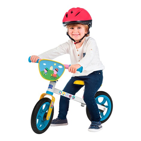 SmobyPeppa PigLaufrad First Bike Peppa 3