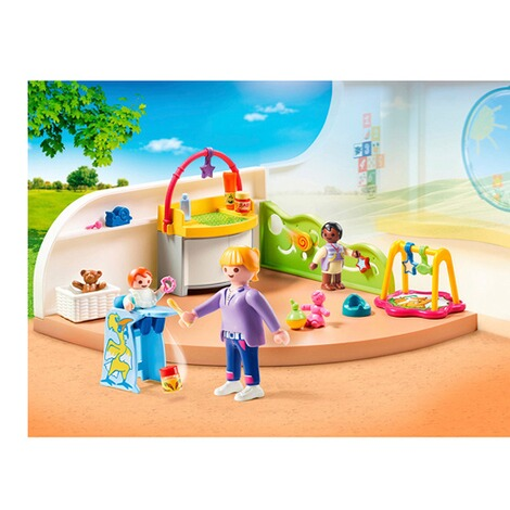 Playmobil®CITY LIFE70282 Krabbelgruppe 3