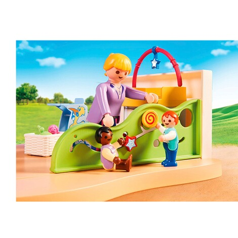 Playmobil®CITY LIFE70282 Krabbelgruppe 4