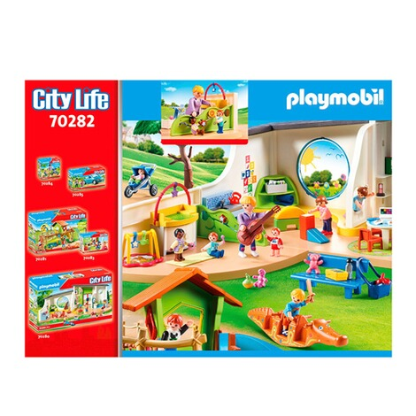 Playmobil®CITY LIFE70282 Krabbelgruppe 5
