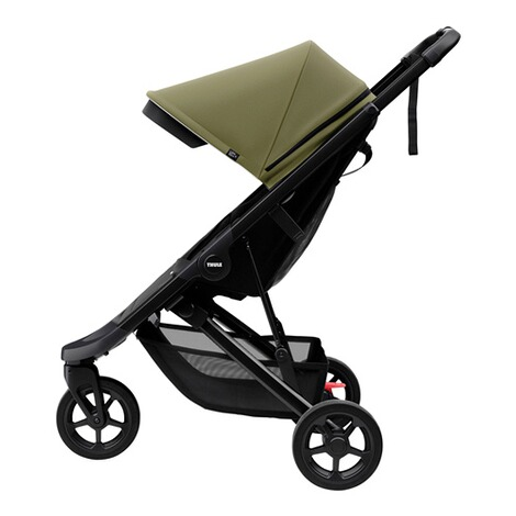 ThuleSpring Buggy mit Liegefunktion  black 7