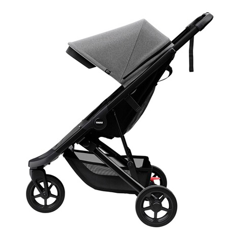 ThuleSpring Buggy mit Liegefunktion  black 8