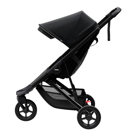 ThuleSpring Buggy mit Liegefunktion  black 10