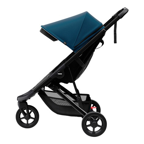 ThuleSpring Buggy mit Liegefunktion  black 9
