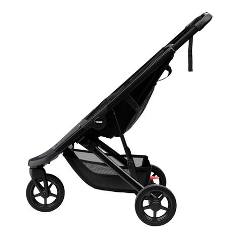 ThuleSpring Buggy mit Liegefunktion  black 2