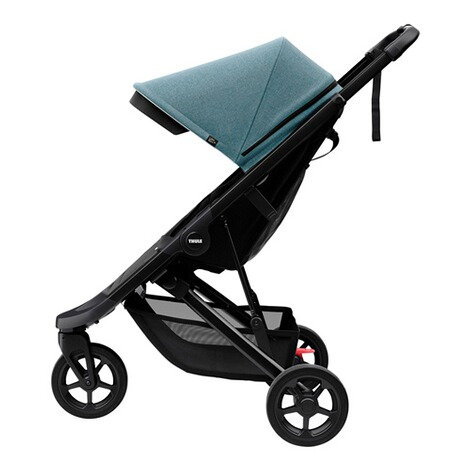 ThuleSpring Buggy mit Liegefunktion  black 12