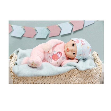 Zapf CreationBABY ANNABELLPuppe Sleep Well for babies 30cm 4
