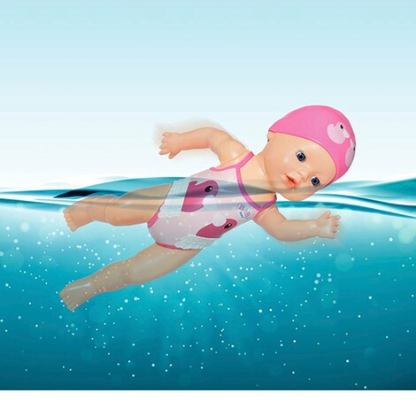 Zapf CreationBABY BORNPuppe Swim Girl 30cm 7