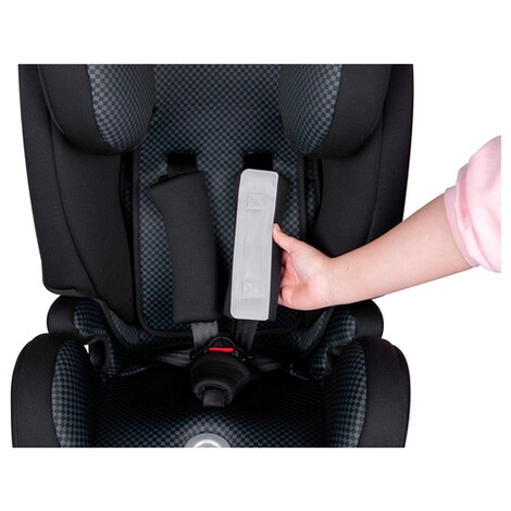 Safety 1stEverfix Kindersitz  pixel black 11