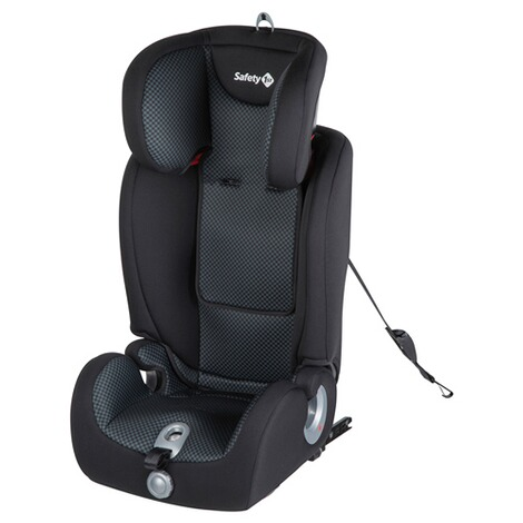 Safety 1stEverfix Kindersitz  pixel black 2