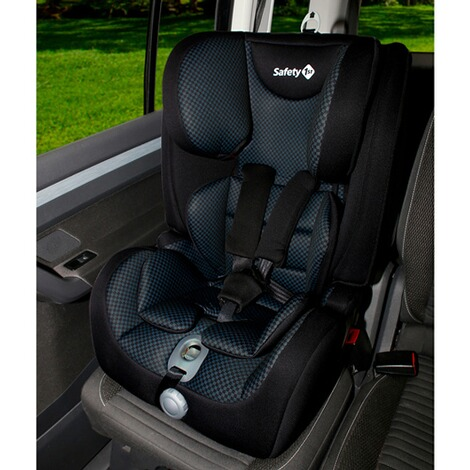 Safety 1stEverfix Kindersitz  pixel black 13