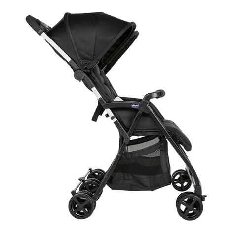 ChiccoOhlalà Twin Zwillingsbuggy  black night 4
