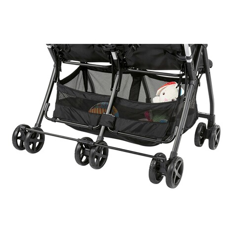 ChiccoOhlalà Twin Zwillingsbuggy  black night 6