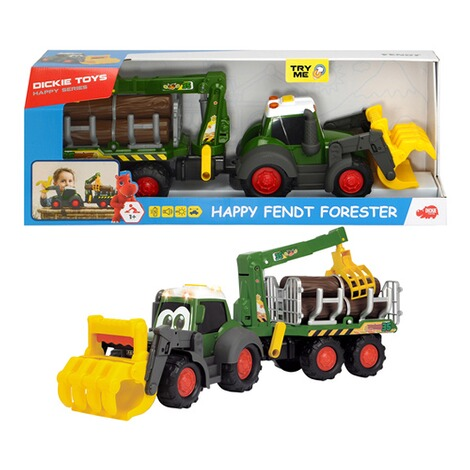 Dickie ToysTraktor Happy Fendt Forester 6