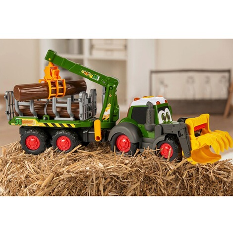 Dickie ToysTraktor Happy Fendt Forester 5
