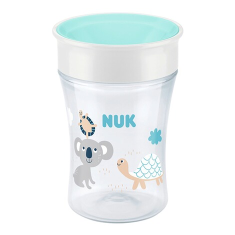 NUKTrinklernbecher Magic Cup 230 ml  mint 1