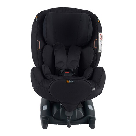BeSafeiZi Kid X3 i-Size Kindersitz  fresh black cab 2