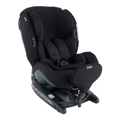 BeSafeiZi Kid X3 i-Size Kindersitz  fresh black cab 3