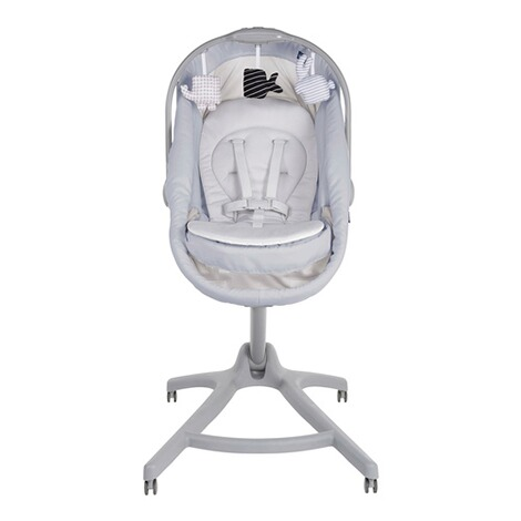 ChiccoStubenwagen 4 in 1 Air  grau 13