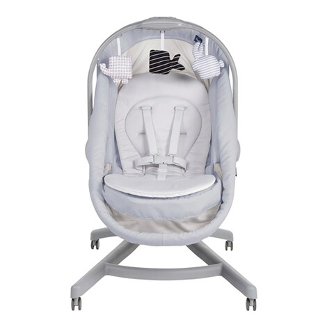 ChiccoStubenwagen 4 in 1 Air  grau 12