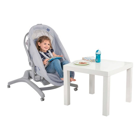 ChiccoStubenwagen 4 in 1 Air  grau 19