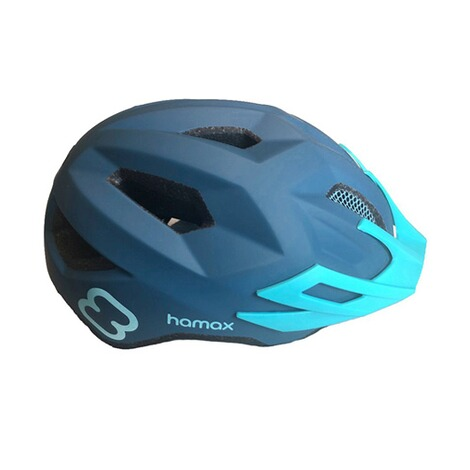 hamaxFahrradhelm Flow with rear light  blue/turquoise 2