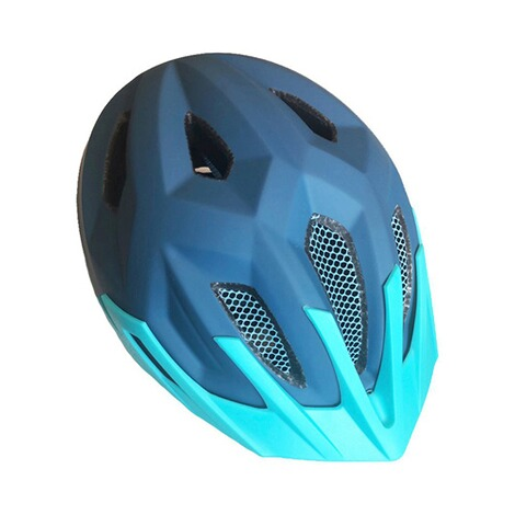 hamaxFahrradhelm Flow with rear light  blue/turquoise 3