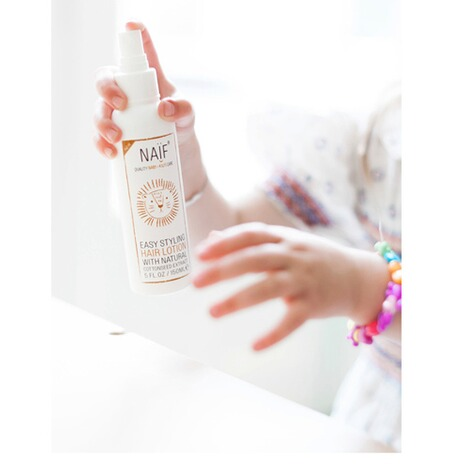 NAÏFHaarlotion 150ml 3