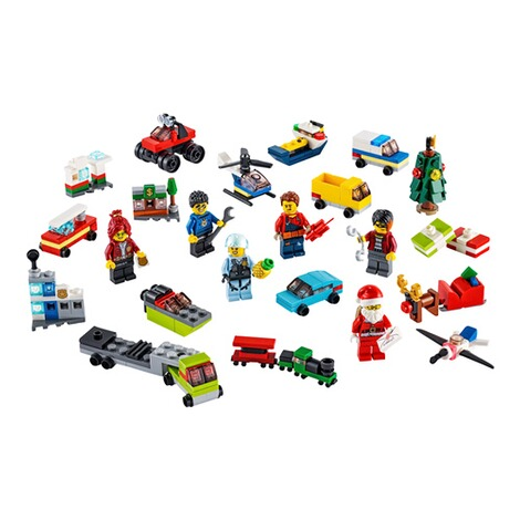 LEGO®CITY60268 Adventskalender 2