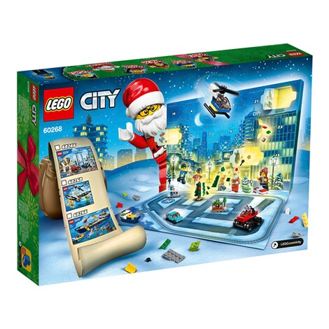 LEGO®CITY60268 Adventskalender 4