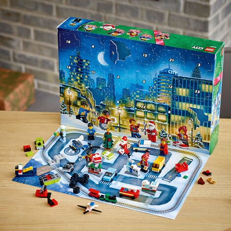LEGO®CITY60268 Adventskalender 3