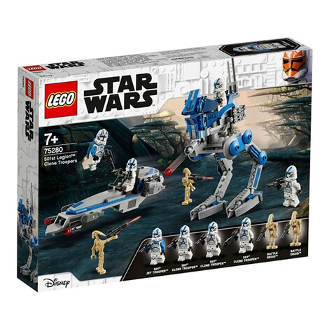 LEGO®STAR WARS™75280 Clone Troopers™ der 501. Legion™ 1