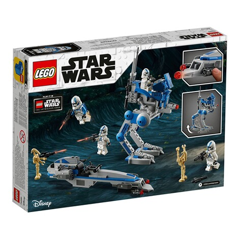 LEGO®STAR WARS™75280 Clone Troopers™ der 501. Legion™ 5