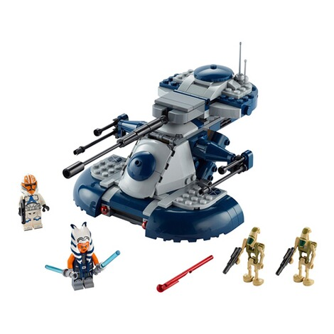 LEGO®STAR WARS™75283 Armored Assault Tank (AAT™) 2