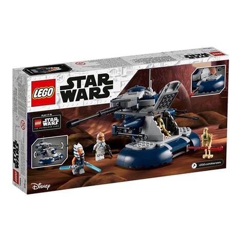 LEGO®STAR WARS™75283 Armored Assault Tank (AAT™) 5