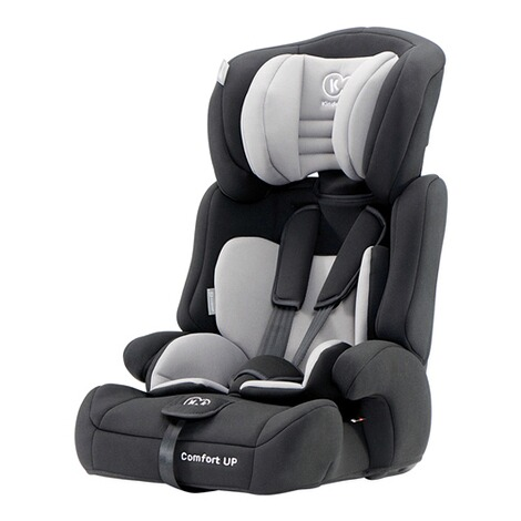 KinderkraftComfort Up Kindersitz  black 1