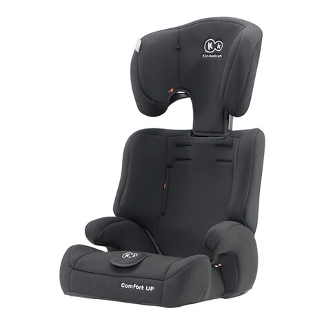 KinderkraftComfort Up Kindersitz  black 3