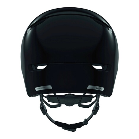 ABUSFahrradhelm Scraper 3.0 Kid  shiny black 2