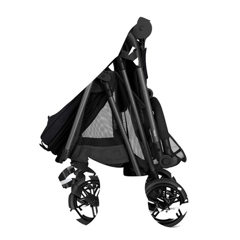 CybexGOLDMelio Carbon Buggy mit Liegefunktion  deep black 10