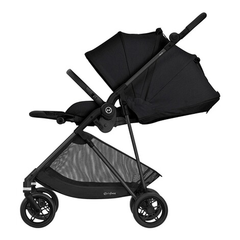 CybexGOLDMelio Carbon Buggy mit Liegefunktion  deep black 6